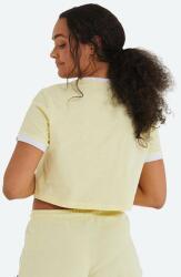 Ellesse Derla Crop T-Shirt SGJ11884 LIGHT YELLOW Galben S