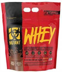 Mutant Whey Protein Zero 4.5kg