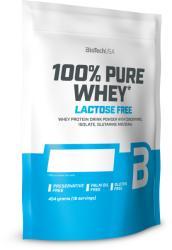 BioTechUSA 100% Pure Whey Lactose Free 454g