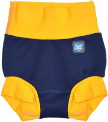 Splash About new happy nappy navy/yellow xxl