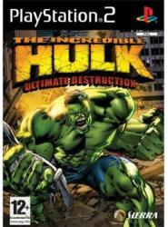 Sierra The Incredible Hulk Ultimate Destruction (PS2)
