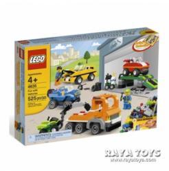 LEGO Конструктор с колички 4635