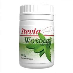 Vita Crystal Stevia kapszula (100 db)