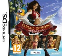 Reef Entertainment Captain Morgane and the Golden Turtle (Nintendo DS)
