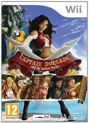 Reef Entertainment Captain Morgane and the Golden Turtle (Wii)