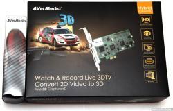 AVerMedia AverTV 3D CAPTURE Hybrid