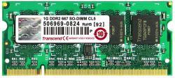 Transcend 1GB DDR2 667MHz JM667QSU-1G