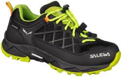 Salewa Jr Wildfire Wp fekete/sárga / Gyerek cipő: 32
