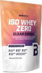 BioTechUSA Iso Whey Zero Clear Energy 454g