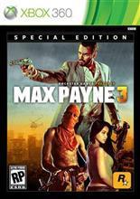 Rockstar Games Max Payne 3 [Special Edition] (Xbox 360)