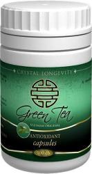 Vita Crystal Green Tea Hibiszkusz kapszula (100 db)