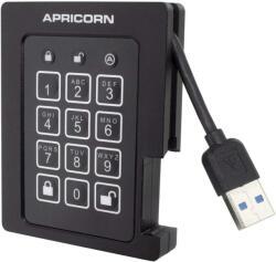 Apricorn Aegis Padlock 2.5 4TB USB 3.0 (ASSD-3PL256-4TBF)