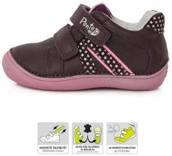 Ponte20 Supinált csillagos padlizsán cipő