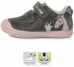 D.D.Step Lovas grafit cipő - ruhafalva - 12 010 Ft