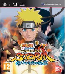Namco Bandai Naruto Shippuden Ultimate Ninja Storm Generations (PS3)