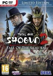 SEGA Shogun 2 Total War Fall of the Samurai [Limited Edition] (PC)