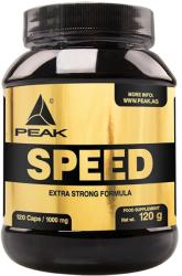 Peak Speed (120 db)