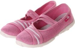 Renbut Csíkos-rózsaszín cipő