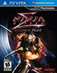 Koei Ninja Gaiden Sigma Plus (PS Vita)