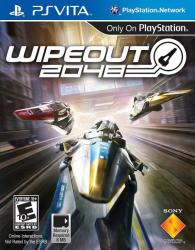 Sony Wipeout 2048 (PS Vita)