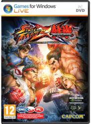 Capcom Street Fighter X Tekken (PC)