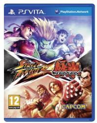 Capcom Street Fighter X Tekken (PS Vita)