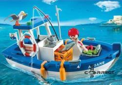 Playmobil Halászhajó (5131)