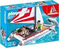 Playmobil Katamarán és a delfinek (5130)