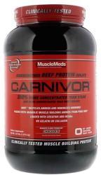 MuscleMeds Carnivor Beef Isolate 1kg