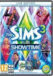 Electronic Arts The Sims 3 Plus Showtime (PC)