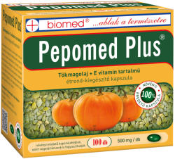 Biomed Pepomed Plus kapszula (100db)