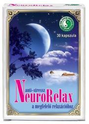 Dr. Chen Neurorelax kapszula 30db