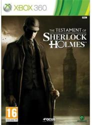 Focus Home Interactive The Testament Of Sherlock Holmes (Xbox 360)