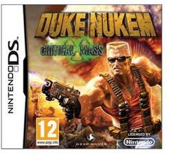 Deep Silver Duke Nukem Critical Mass (Nintendo DS)
