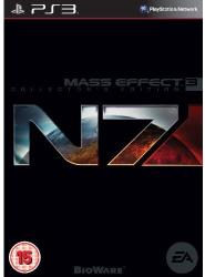 Electronic Arts Mass Effect 3 [Collector's Edition] (PS3)