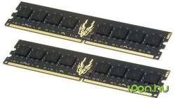 GeIL Black Dragon 4GB (2x2GB) DDR2 800MHz GB24GB6400C5DC