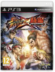 Capcom Street Fighter X Tekken (PS3)