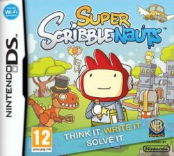 Warner Bros. Interactive Super Scribblenauts (Nintendo DS)