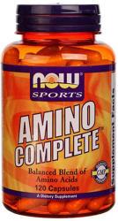 Now Amino Complete Kapszula 120db