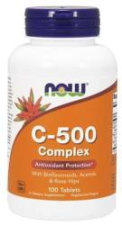 NOW C-500 Complex tabletta - 100 db