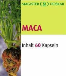 Magister Doskar Maca kapszula (60 db)