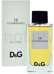 Dolce&Gabbana 14 La Temperance EDT 100ml