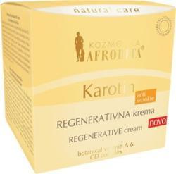 Kosmetika Afrodita Karotin - Crema regeneranta - 50ml
