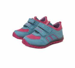Ponte 20 Ponte20 kék-rózsaszín, bőr, szupinált cipő (28 - 33)