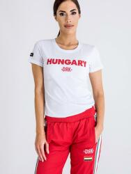Dorko_Hungary HUNGARY T-SHIRT WOMEN alb XXL