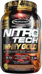 MuscleTech Nitro Tech 100% Whey Gold 1.02kg