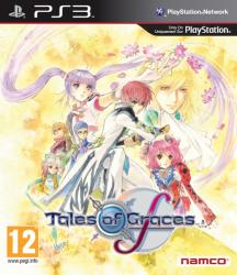 Namco Bandai Tales of Graces f (PS3)