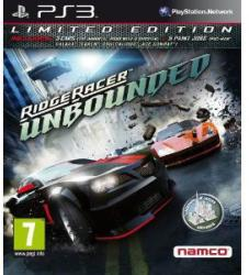 Namco Bandai Ridge Racer Unbounded [Limited Edition] (PS3)