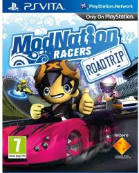 Sony ModNation Racers Road Trip (PS Vita)
