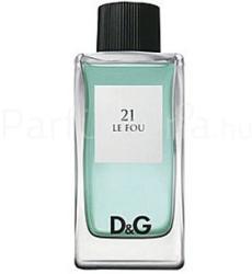 Dolce&Gabbana 21 Le Fou EDT 100ml